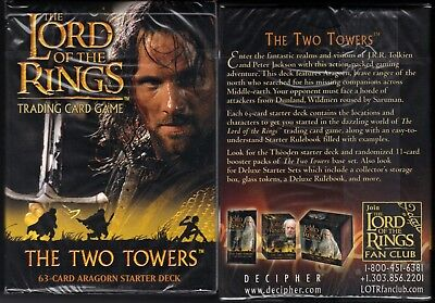 Sealed Starter Deck TCG CCG Towers in Time
