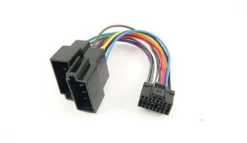 ISO Autoradio Adapter Pioneer DEH-5000UB DEH-P3100UB DEH-P4100SD DEH-P5900MP