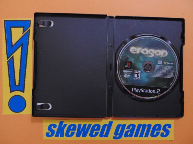 Eragon - PS2 PlayStation 2 Sony
