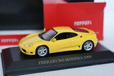 Ixo 1/43 - Ferrari 360 Modena 1999 Jaune