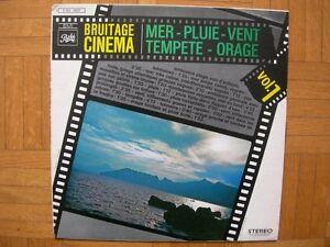 Details about Vinyl 33 t – sound effects sound effects – sea wave beach  wind rain storms storm- show original title