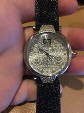 MARC ECKO world famous  Rhino MEN'S StingRAY watch 00-829-1972 very rare Crystal