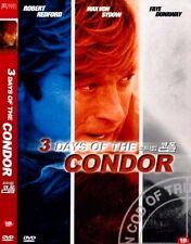 Three Days of the Condor(1975) New Sealed DVD Robert Redford