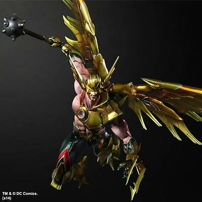 Square Enix DC Comics Play Arts Kai Variant Hawkman NEW