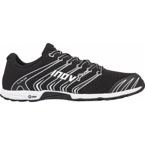 Mens Inov8 F-lite 230 Mens Training Runners Sneakers Comfort Shoes - Black