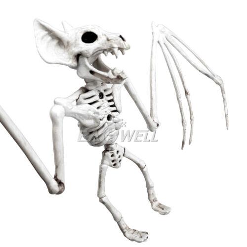 Halloween Skeleton Bat Spider Dragon Prop Bones Party Shop Decoration Horror New