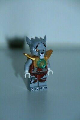 """1 Lego Mini Personaggio """"worriz-pearl Oro Amor"""" V. Legends Of Chima Top-mostra Il Titolo Originale"""