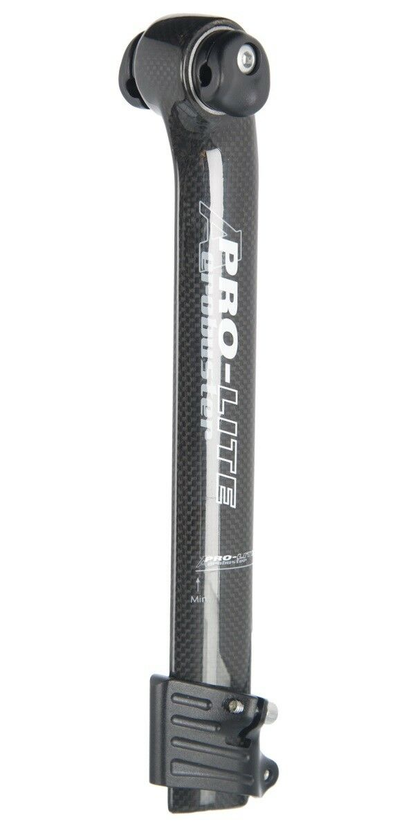 PRO-LITE AERO Buster Carbonio Reggisella Nero 320 mm