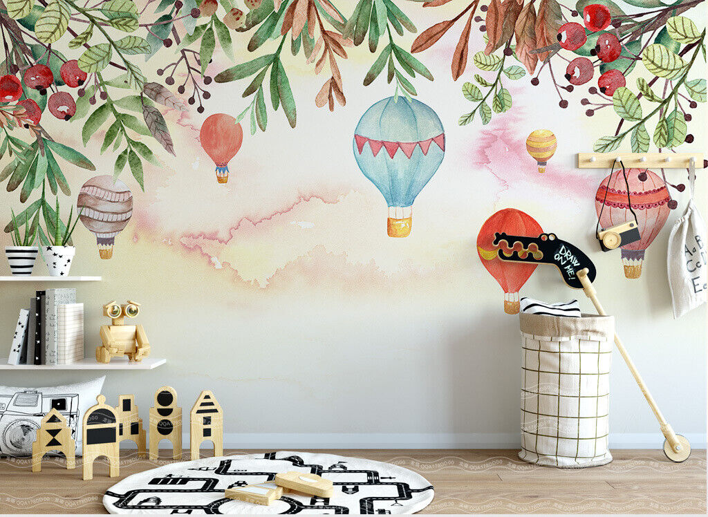 3D Cartoon Painting I039 Wallpaper Mural Sefl-adhesive Removable Sticker Wendy