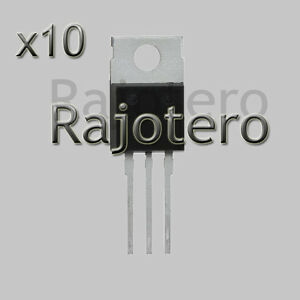 10X-Transistor-IRFZ44N-Mosfet-49A-55V-TO-220