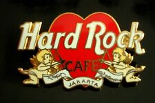 HRC Hard Rock Cafe Jakarta Valentines Day 1997 Heart LE500