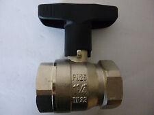 "Wesa ISO-Therm-Kugelhahn IG/IG 1 1/4"" PN25 DN32 MS58 Messing Neu, Art.Nr.: 680"