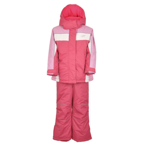 SkiSnow Suit Set JacketPants in Pink Size 110 For Kids Children Girls