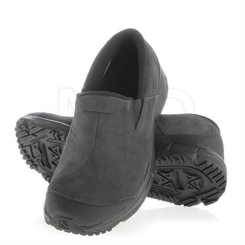 Salomon scarpe invernali nerocomb Softshell Asphalt   nero
