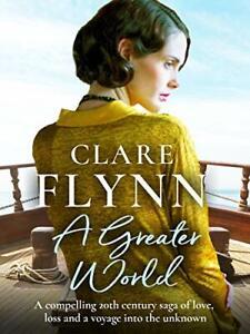 Clare-Flynn-A-Greater-Monde-Tout-Neuf-Livraison-Gratuite-Ru