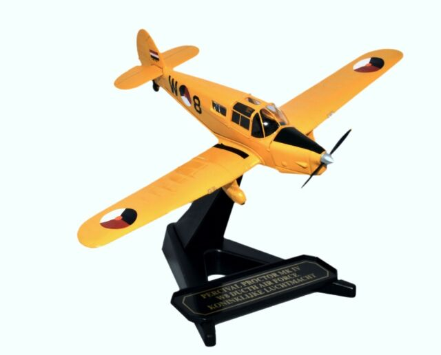 Oxford Aviation 1/72 scale Percival Proctor MkIV (Dutch) die-cast