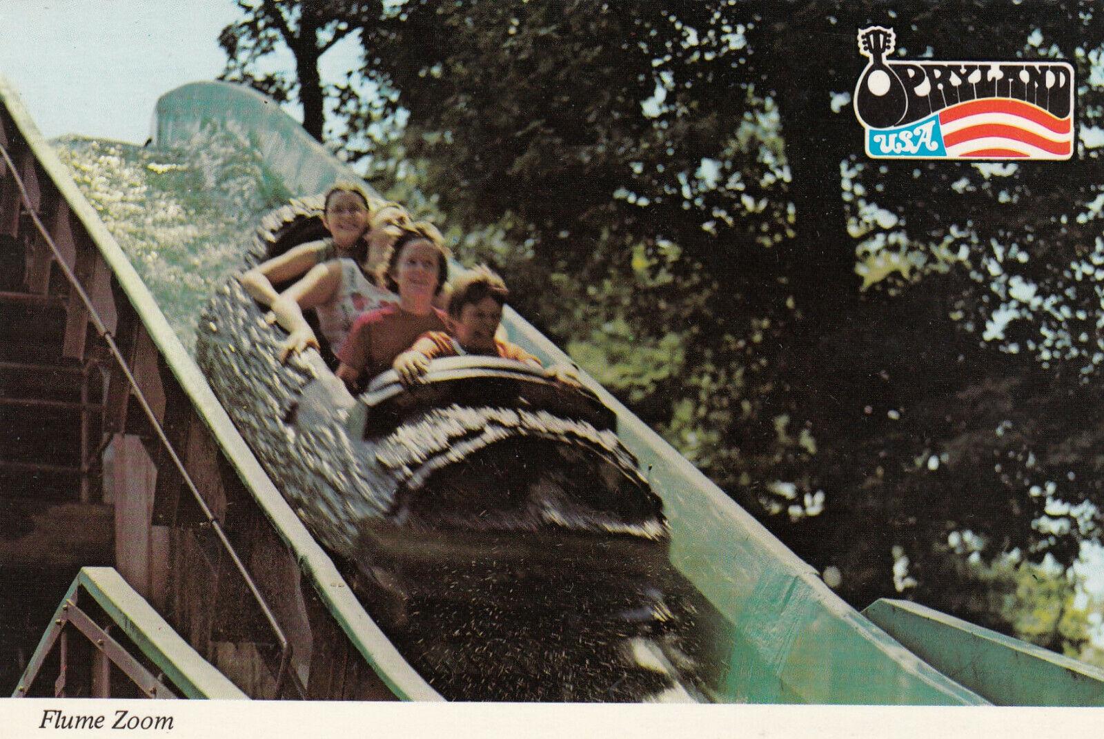 NASHVILLE , Tennessee , 50-70s ; OPRYLAND U.S.A. , Flume Zoom