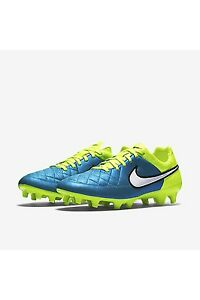 8953a9108eb NIKE TIEMPO LEGACY FG WOMEN S SOCCER CLEATS 630547-400 MSRP  100
