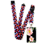 Beautiful-FLOWERS-Standard-size-ID-badge-holder-and-lanyard-neck-strap-gift thumbnail 24