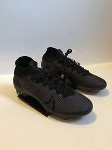 Nike Mercurial Superfly 7 Elite FG Football Crampons Noir Homme Taille 10 AQ4174-010