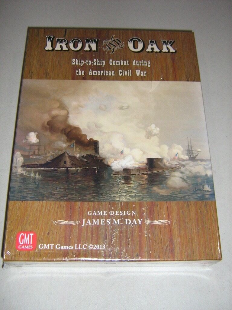 Iron and Oak  Ship-to-Ship Combat during the American Civil War (New)