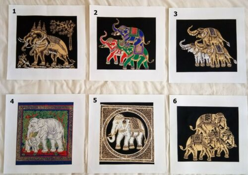 Art Silk Screen Picture Wall Home Decor Handmade for Lucky Rich Charm Fortune #8
