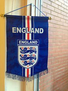 NEW-2014-Brazil-World-Cup-Football-Banners-England-Flag