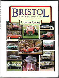 Bristol-The-Quiet-Survivor-by-C-Oxley-Pub-in-1988-complete-history-from-1946