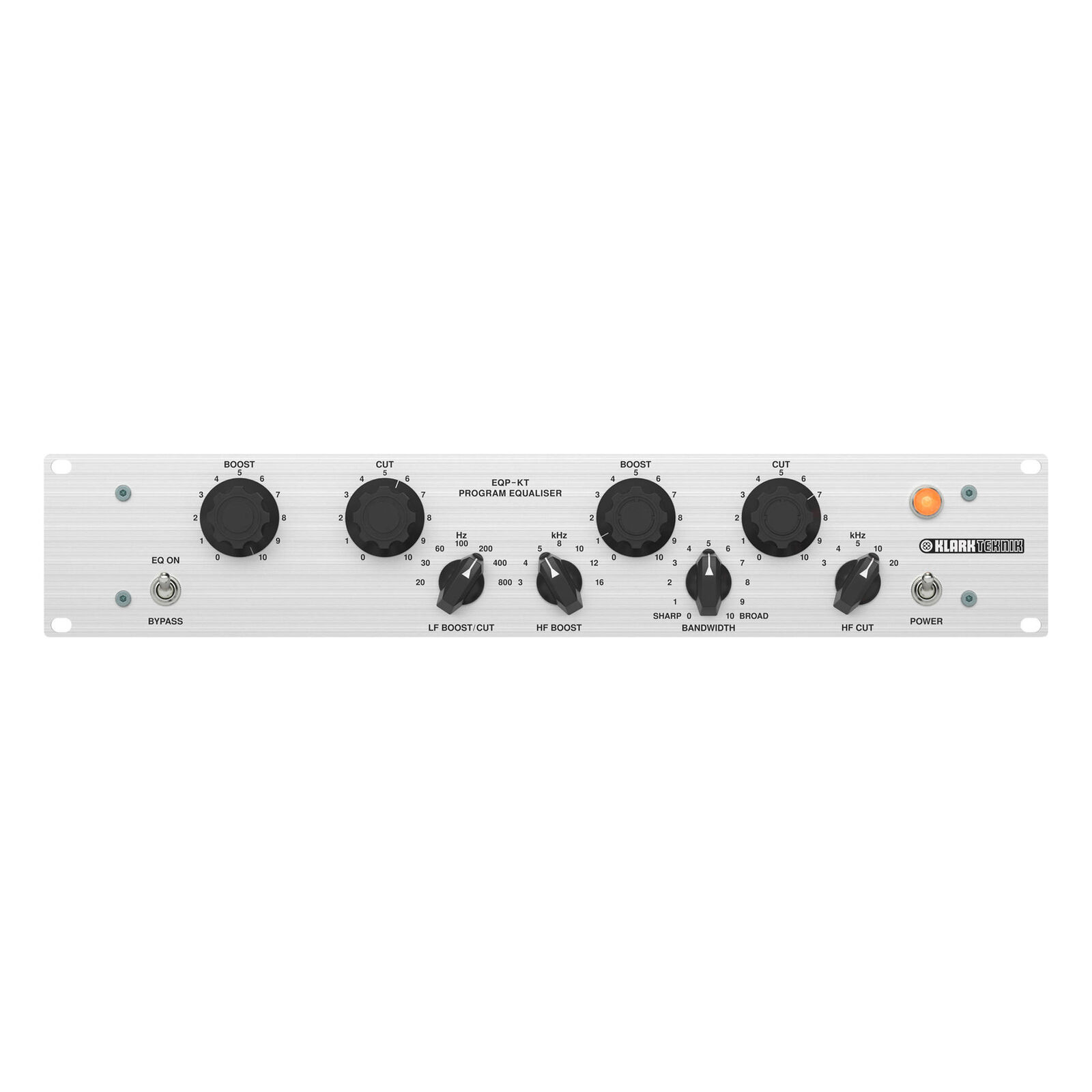 Klark Teknik EQP-KT Single-Channel 2-Band Equalizer and Midas Transformers. Buy it now for 249.00