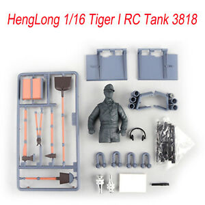 Car-Body-Model-Parts-for-HengLong-1-16-Tiger-I-RC-Tank-Armored-3818-Accessories