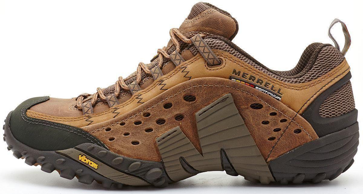 MERRELL INTERCEPT randonnée Chaussures in Papillon de nuit marron J73705