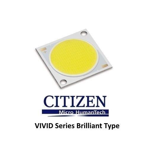5x CITIZEN CITILED 3000K VIVID Series Brilliant Type COB CLU038-1206C4-30BV1N3