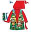 Ninos-Ninas-Ninos-Oficial-Disney-Varios-Suave-Bata-Albornoz-Bata-De-Bano miniatura 9