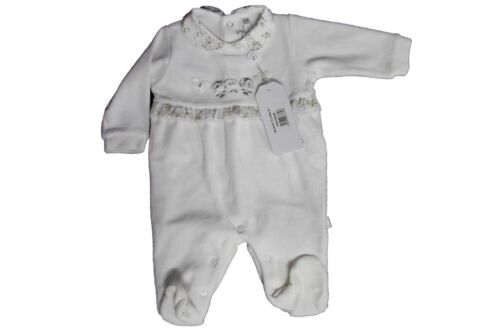 show original title Details about  /Jumpsuit Pajamas Newborn entire ng Baby Chenille Baby clinic