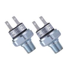 Air Pressure Switch 170 200 Psi Pressure Switch 14 18 Npt Dc 24v 12v Pressure