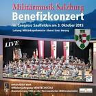 Galakonzert 2015-Live von Militärmusik Salzburg (2015)