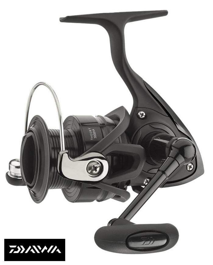 NEW DAIWA THEORY 4000HA MAG SEALED FISHING REEL Model  No. TH4000HA  fitness retailer