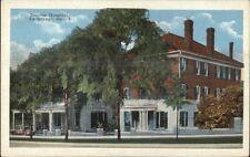 La Grange Lagrange GA Dunson Hospital c1920 Postcard rpx