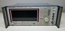 Rohde Amp Schwarz Signal Generator 5khz 30ghz Smt 03 Power Tested As Is