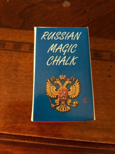 Baltic Blue Russian Magic Chalk