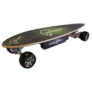 Maverix Usa Urb400 Urban Spirit 400w Electric Skateboard Green