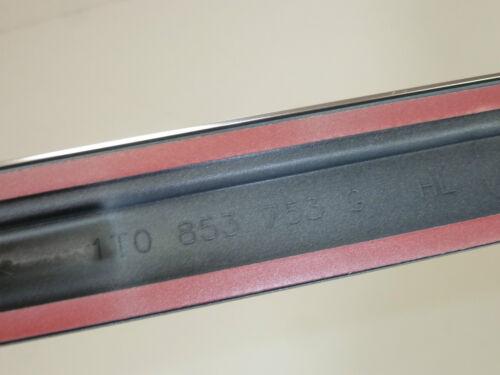 Protection latérale Barre HL porte TOURAN ORIGINAL VW 1t0853753g//1t0 853 753 G lr7l