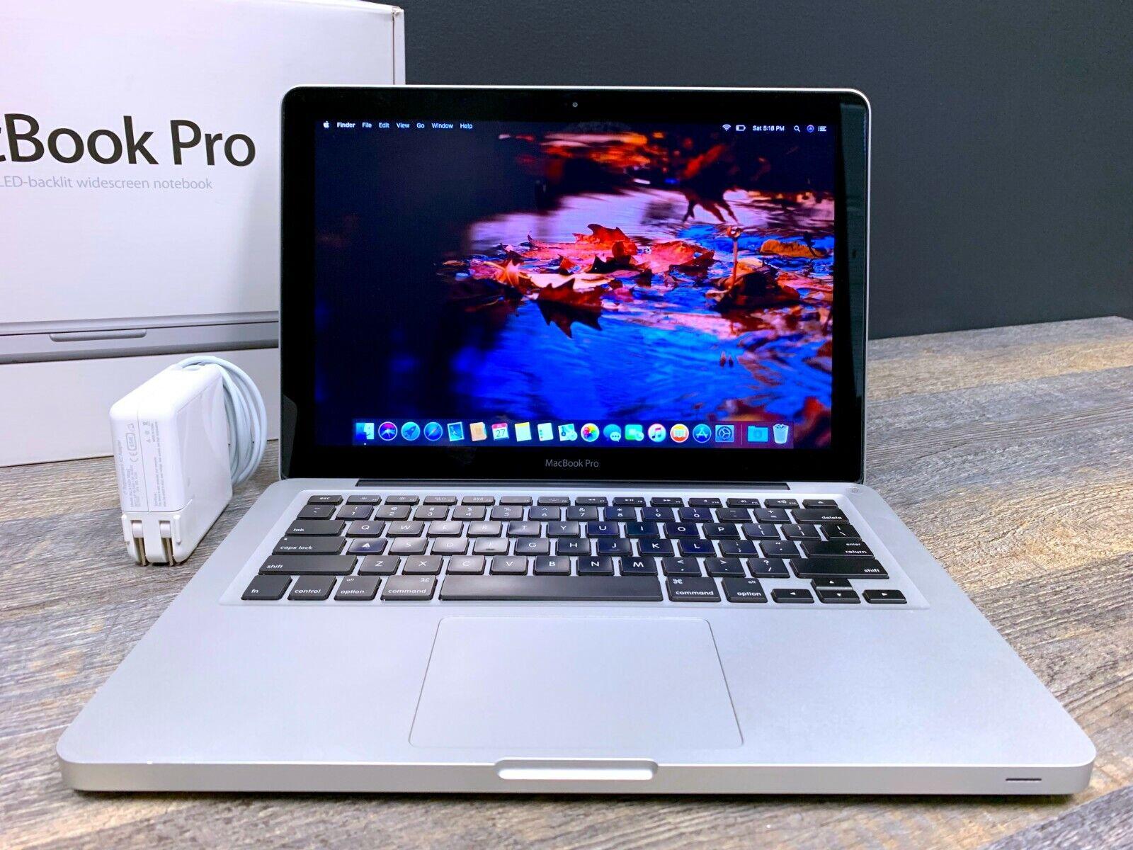 Apple MacBook Pro Pre-Retina 13 Inch / Intel Core i5 / TB SSD Hybrid /  WARRANTY 1