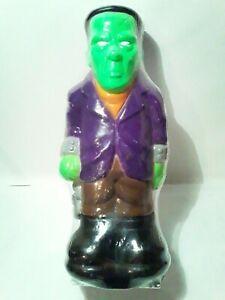 New-EMPIRE-Blow-Mold-Light-Topper-Halloween-Frankenstein-NOS-Sealed-1998-Toro
