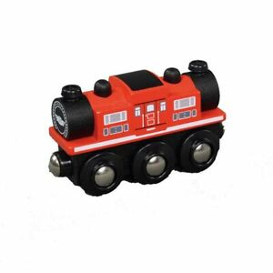 Double-Headed-Engine-for-Wooden-Railway-Train-Set-50478-Brio-Compatible