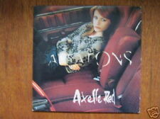 AXELLE RED CD SINGLE BENELUX A TATONS