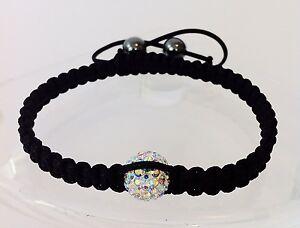 Shamballa-bracelet-1-rainbow-swarovski-crystal-bead-2-hematite-beads-adjustable