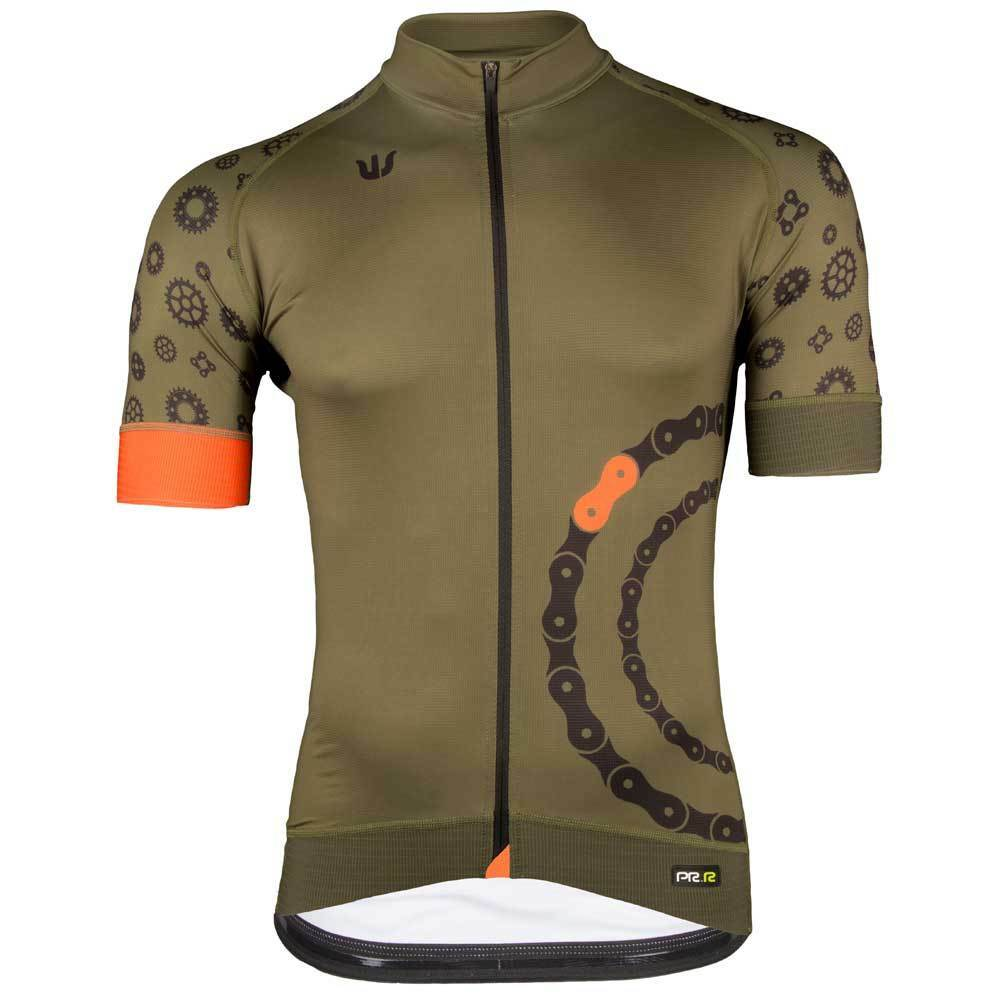 Vermarc Armata PRR Short Sleeve Radfahren Jersey S-XXXL