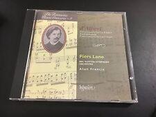 d'Albert: Piano Concertos (CD, Nov-1994, Hyperion) Romantic Piano Concerto