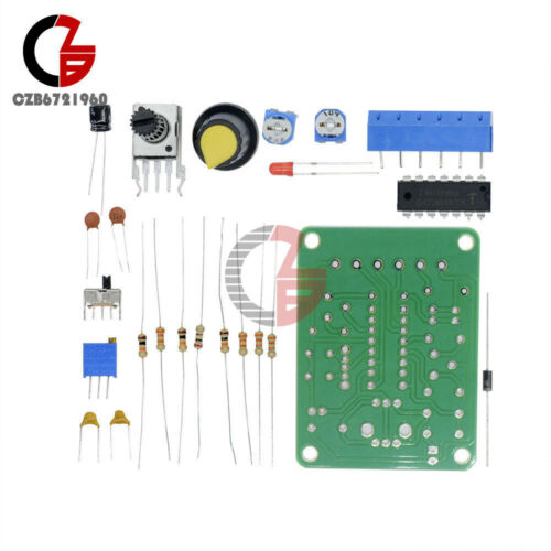 ICL8038 Monolithic Function Signal Generator Module Kit Sine Square Triangle